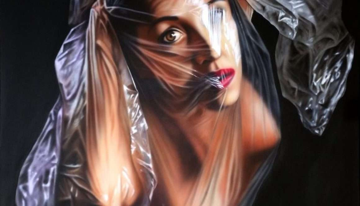 Apnea - Acrilico su tela - 80x100cm - 2016