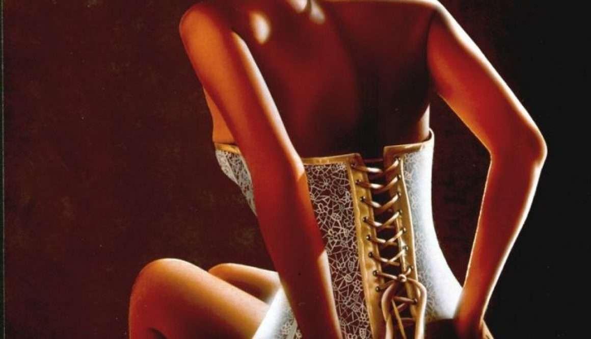 Corset - Acrilico su Illustration Board - 35x50 - 1998 - Collezione Privata Roma