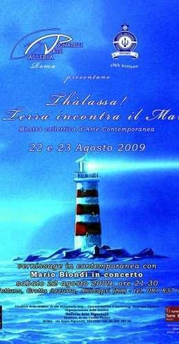 Thalassa - Capri locandina