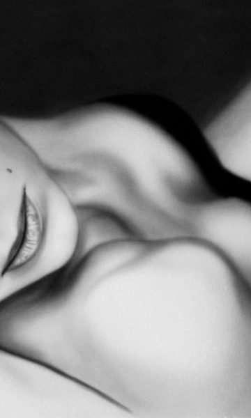 Ritratto Bianco e Nero - 70x50 cm - 2013 - Giampiero Abate