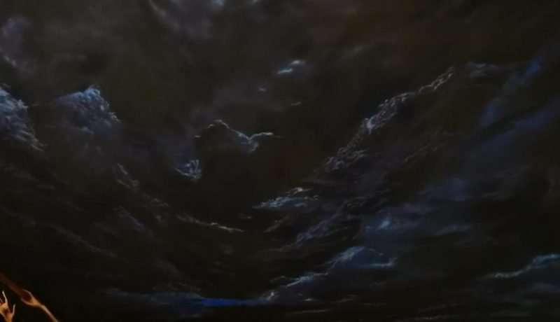 Cielo pesante su Caronte - Giampiero Abate