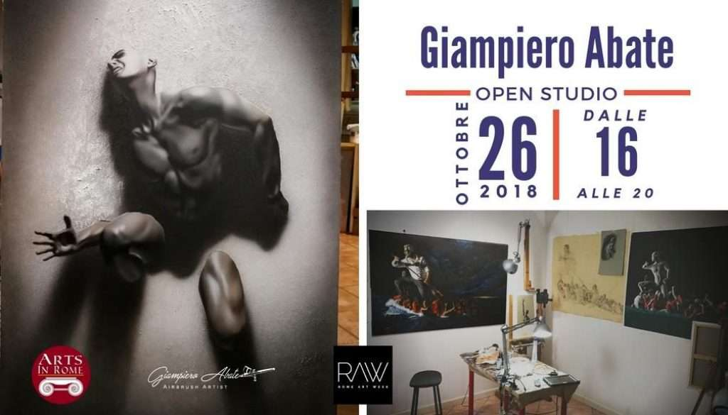 Open Studio Rome Art Week 2018