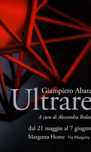 Ultrareale - Mostra personale di Giampiero Abate