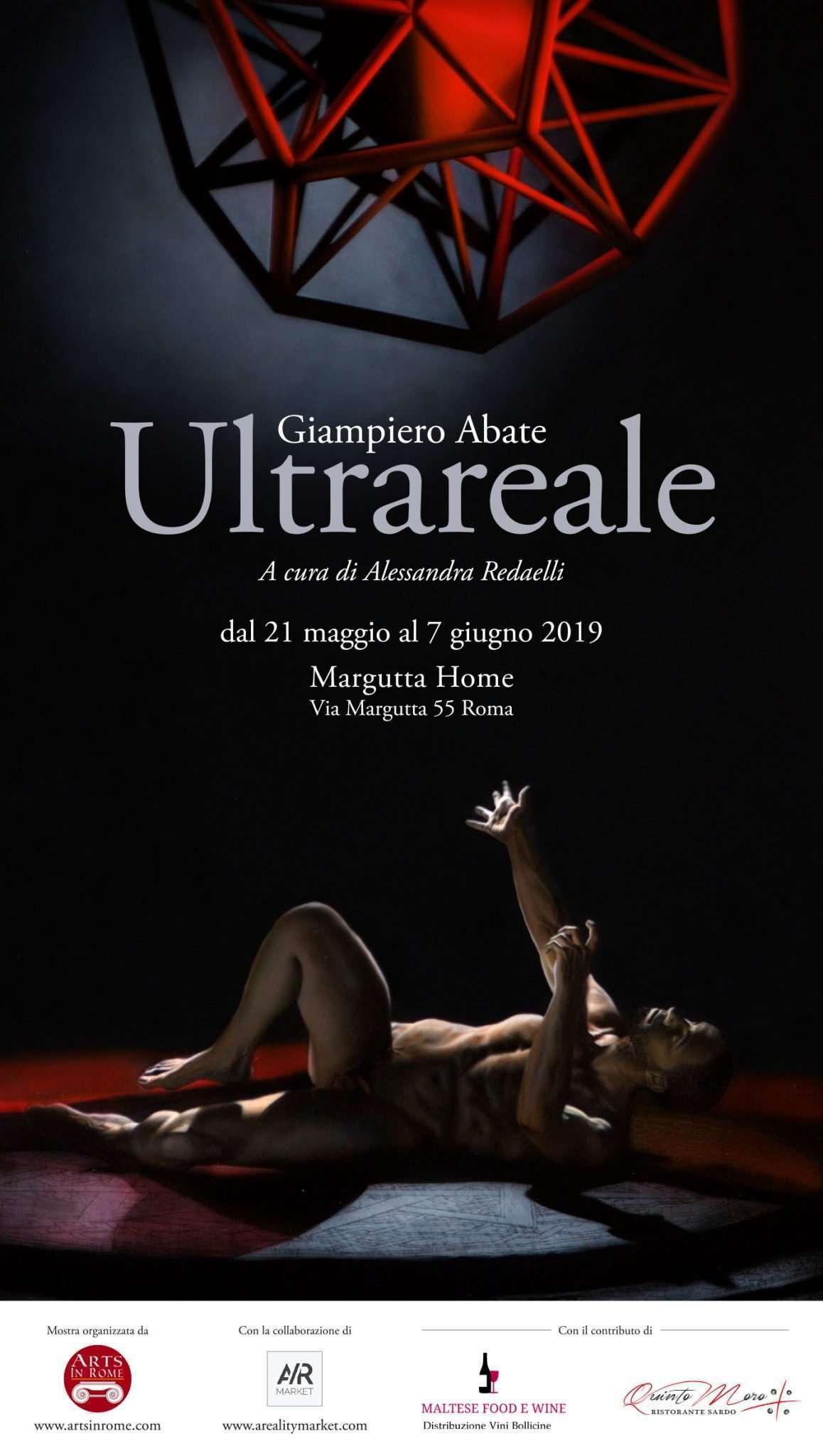 Ultrareale - mostra di Giampiero Abate