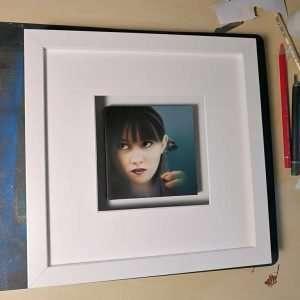Tiny Canvas - Claudia - Giampiero Abate