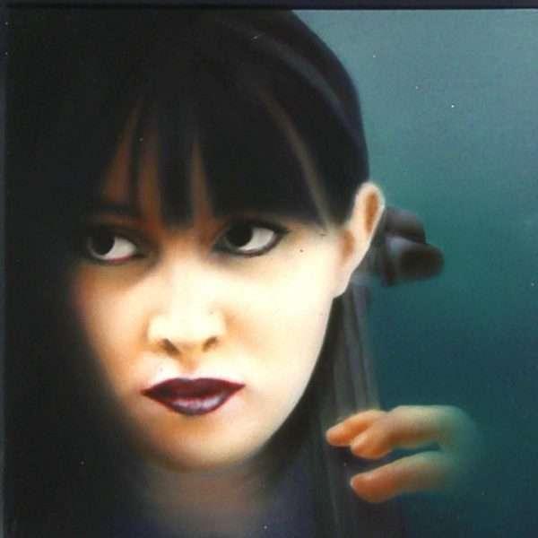 Tiny Canvas Claudia - Giampiero Abate