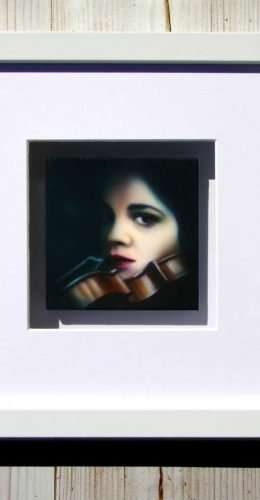 Tiny Canvas Giulia - Giampiero Abate