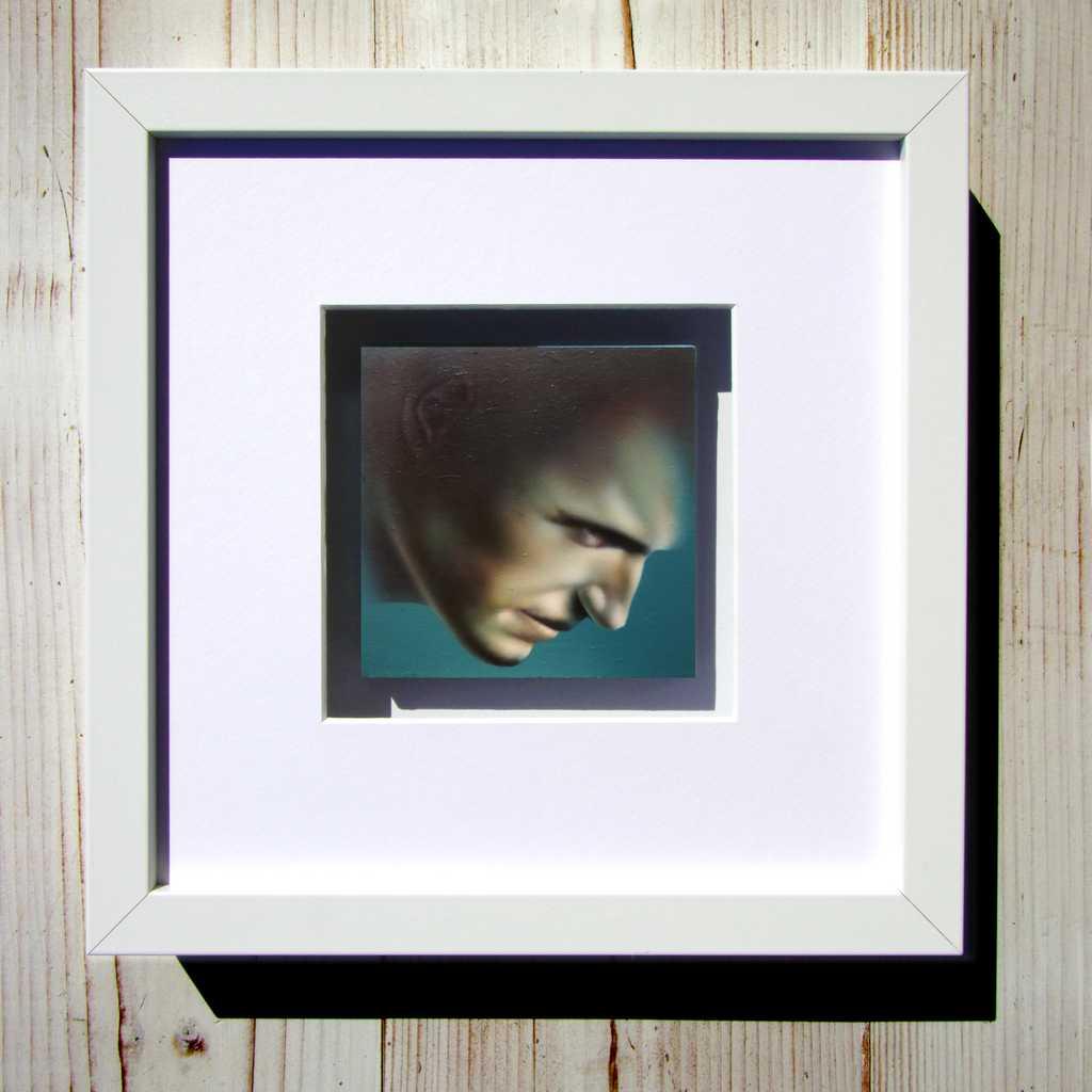 Tiny Canvas No. 8- Giampiero Abate