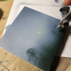 Tiny Canvas No. 21 - Giampiero Abate