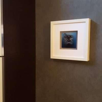 Tiny Canvas No. 16 - Giampiero Abate