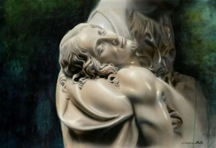 La Pietà di Michelangelo - Giampiero Abate