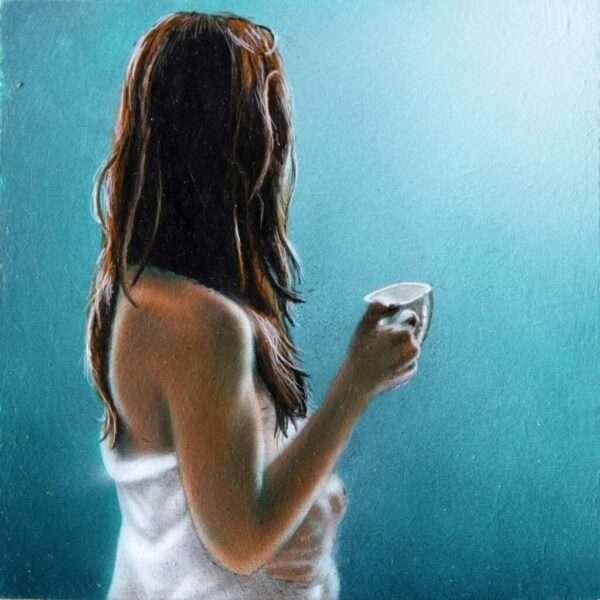 Tiny Canvas No. 4 - Giampiero Abate
