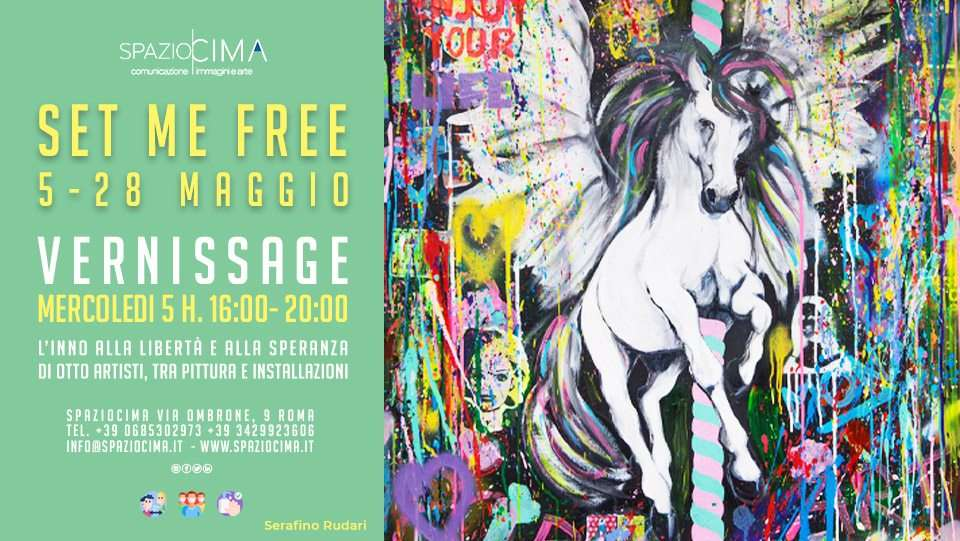 Set Me Free - Spazio Cima - Giampiero Abate