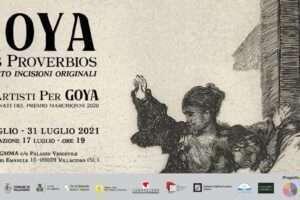 20 Artisti per Goya